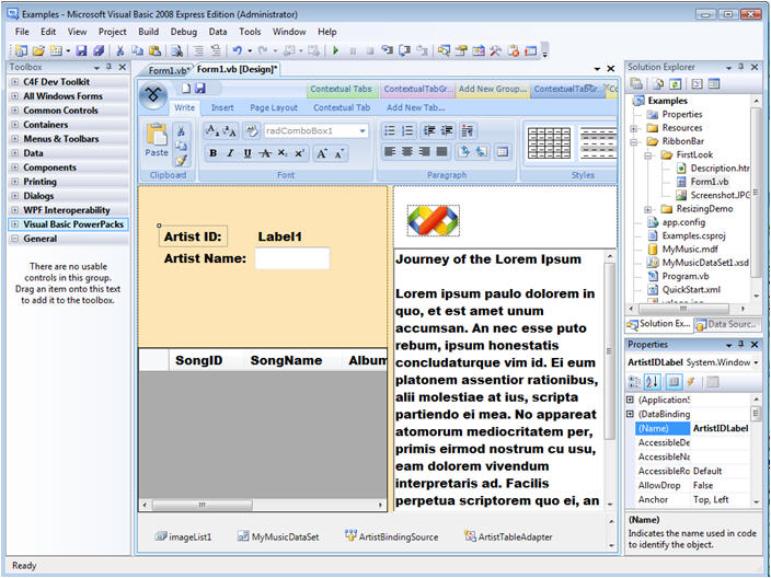 download Visual Basic 2008 Express Edition