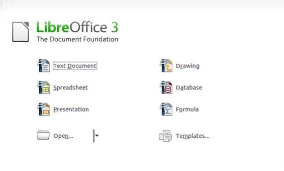 baixar Libre Office 3.5.5
