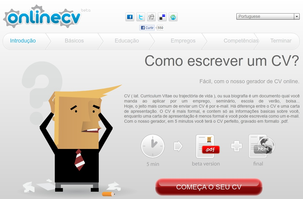 download Online CV