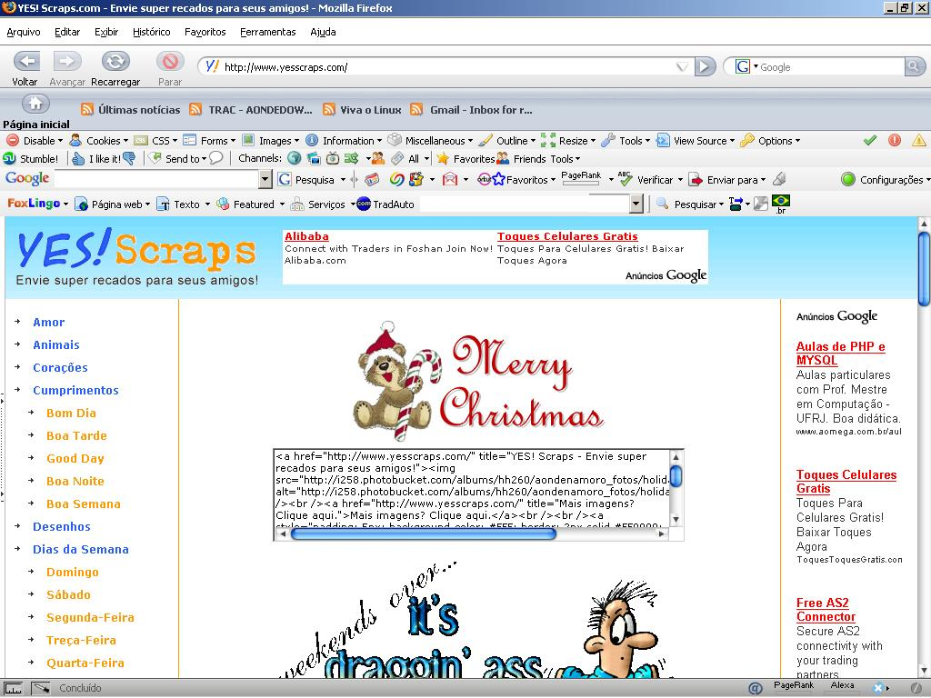 Baixar Yes!Scraps.com