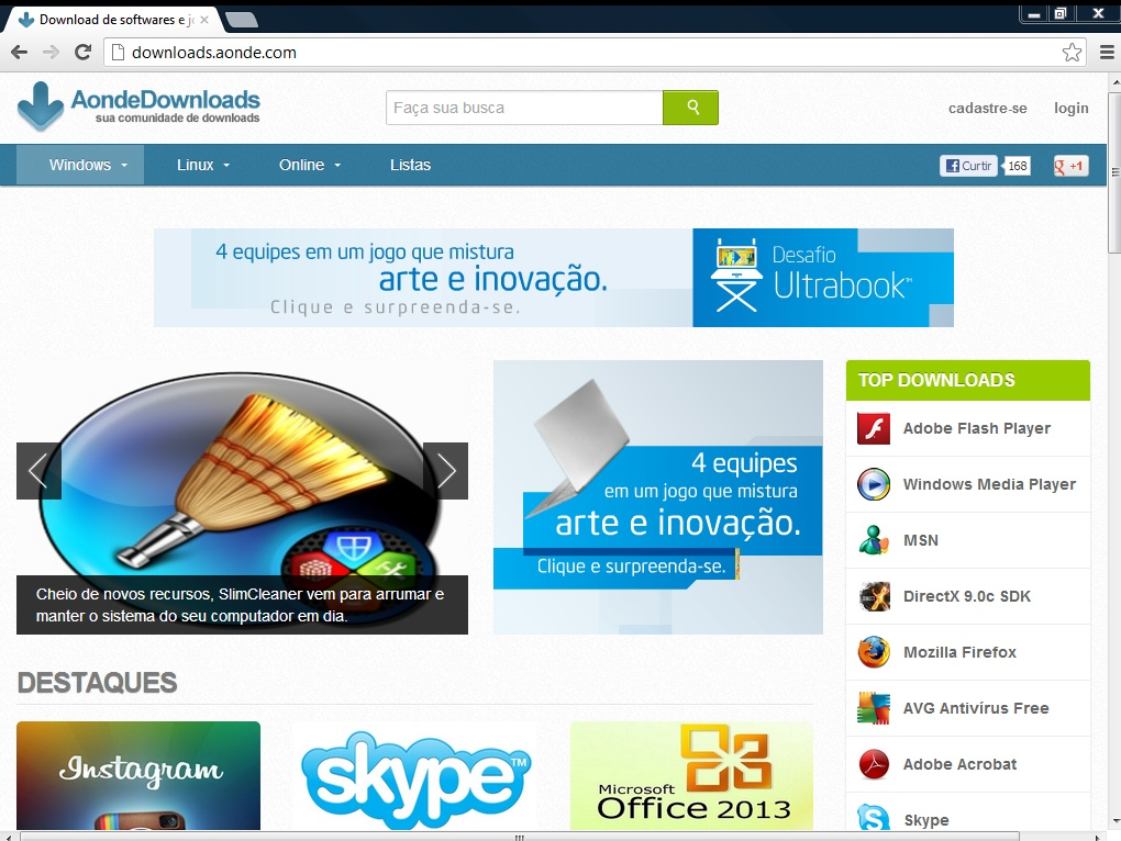 downloads Google Chrome 22.0.1229.79