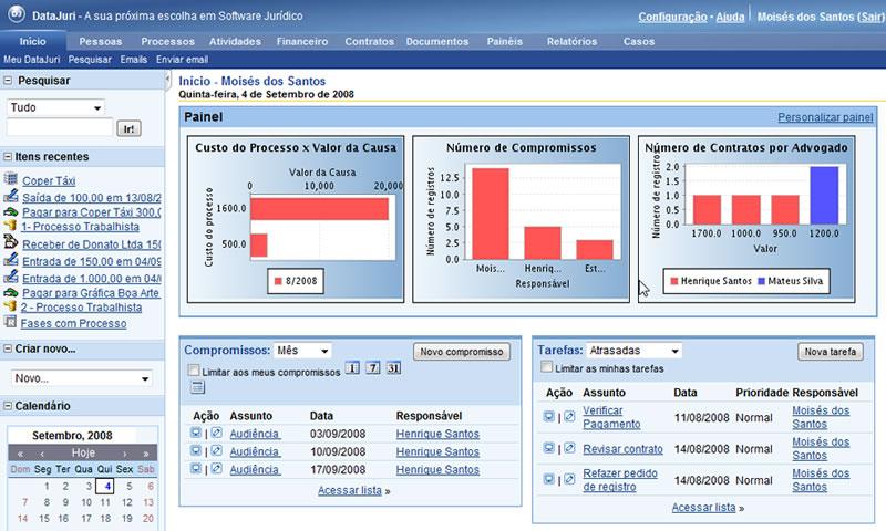 Baixar Software para Advogados On-Line - DataJuri