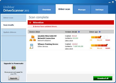 baixar DriverScanner 2013 4.0.9.10