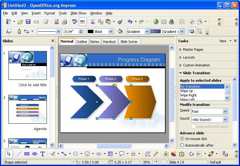 download Apache OpenOffice .org 3.4.1